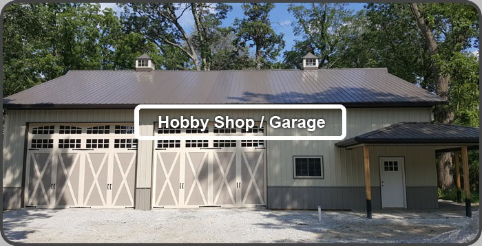 Hobby Shop / Garage, click for gallery